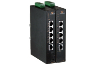 EX42300 SERİSİ 4-port 10/100BASE (4 x PoE) + 1-port 10/100/1000BASE-T opsiyonell 1-port 1000BASE-X Gigabit Switch