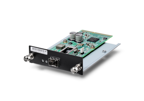 10-Gigabit SFP+ Ethernet Expansion Module