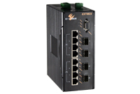 EX78000 SERİSİ 10-port 10/100BASE (8 x PoE) ...