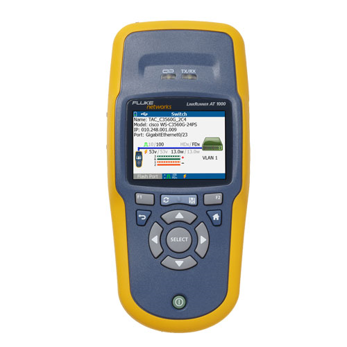 Fluke LinkRunner AT 1000 Network Auto-Tester