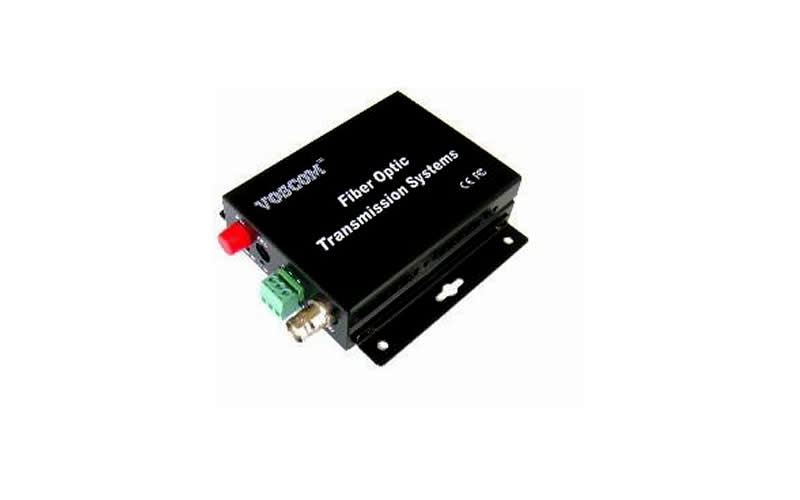 1 Kanal Video Fiber Transmitter & Receiver