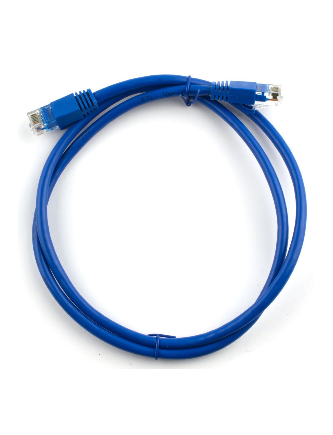 XPCABLE CAT5e UTP PATCH CORD 1M